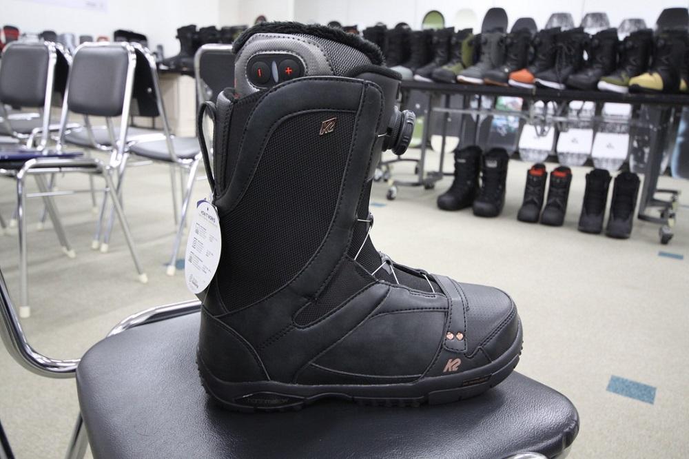 K2 SNOWBOARDING BOOTS [ SAPERA HEAT @63720] ケイツー ウーメンズ ブーツ 【正規代理店商品】【送料無料】【 スノボ 用品】