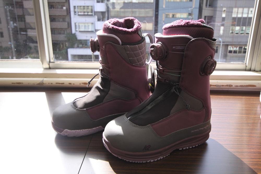 【在庫限最終特価】 K2 SNOWBOARDING BOOTS [ TARO TAMAI WOMENS 22cm @73440] ケイツー ウーメンズ ブーツ