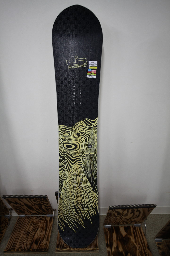 LIBTECH SNOWBOARDS [ SKATE BANANA @77760] リブテック スノーボード 【正規代理店商品】【送料無料】