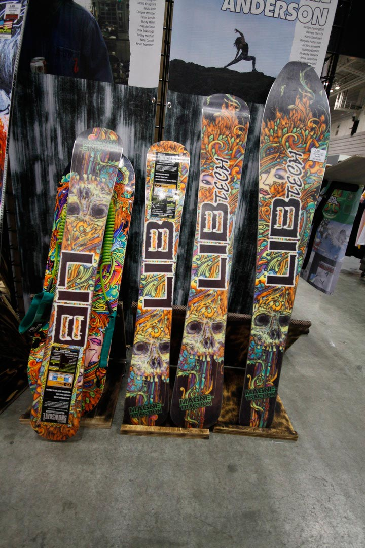 LIBTECH SNOWBOARDS [ SNOW SKATE Snowsk8 39 Rockercomp @73440] リブテック スノーボード 【正規代理店商