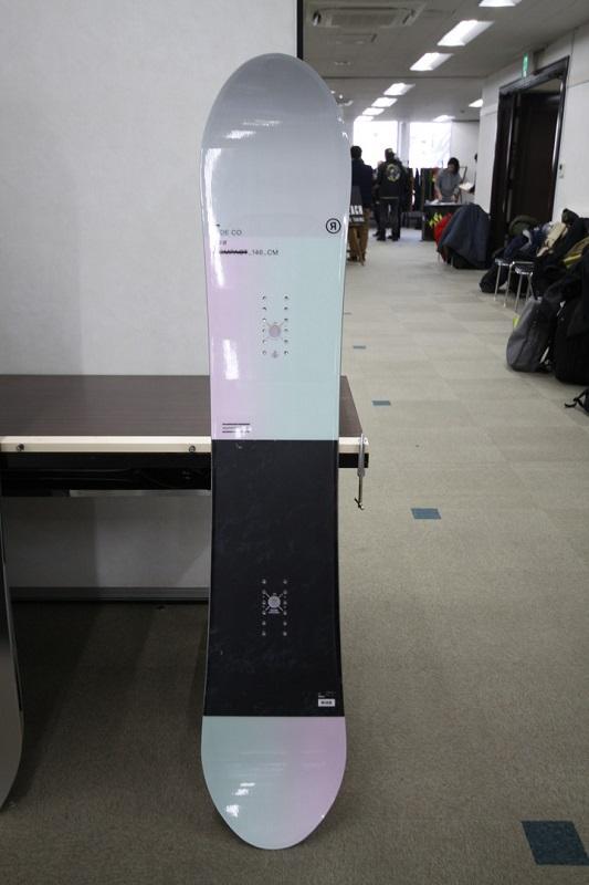 【最終セール】 RIDE SNOWBOARS [ COMPACT @63720] ライド ウーメンズスノーボード 正規輸入品 【送料無料】