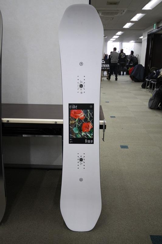 【最終セール】 RIDE SNOWBOARS [ OMG @70200] ライド ウーメンズスノーボード 正規輸入品 【送料無料】