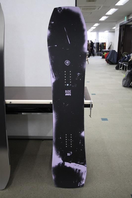 RIDE SNOWBOARS [ WARPIG @79920] ライド スノーボード 正規輸入品 【送料無料】