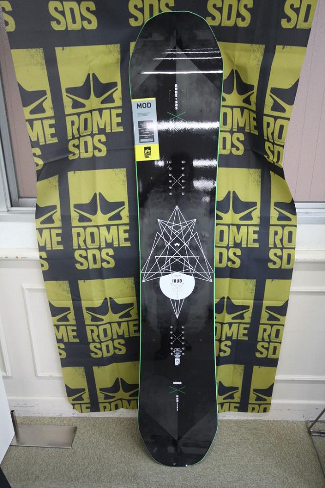 ROME SNOWBOARDS [ MOD @97200 ] ローム スノーボード 安心の正規輸入品 【送料無料】