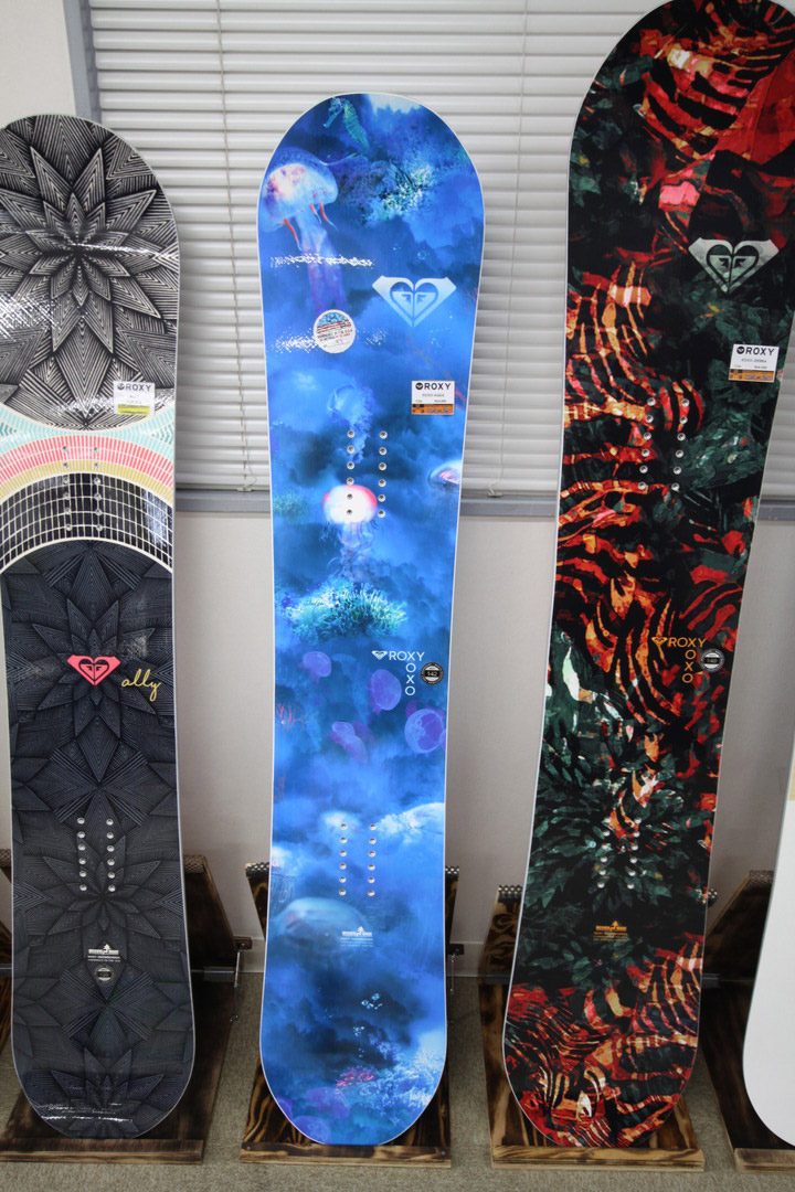 ROXY SNOWBOARDS [ XOXO @69120] ロキシー スノーボード 【正規代理店商品】【送料無料】