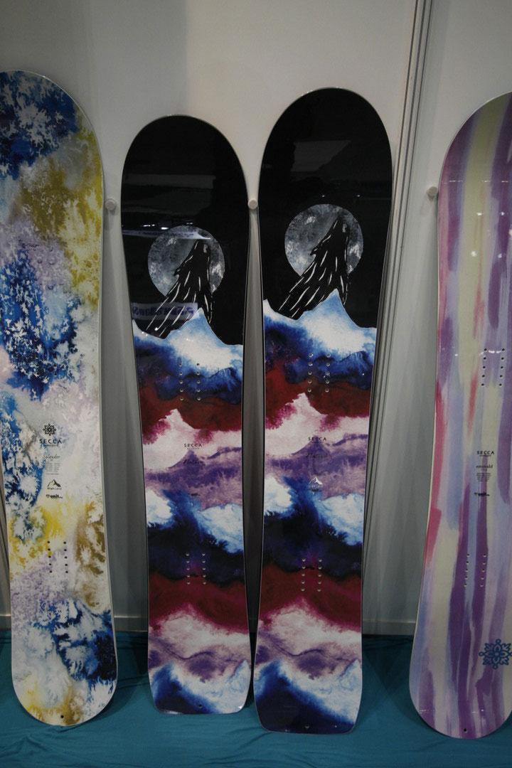 SECCA snowboard [ Native @100440] セッカ スノーボード 【送料無料】