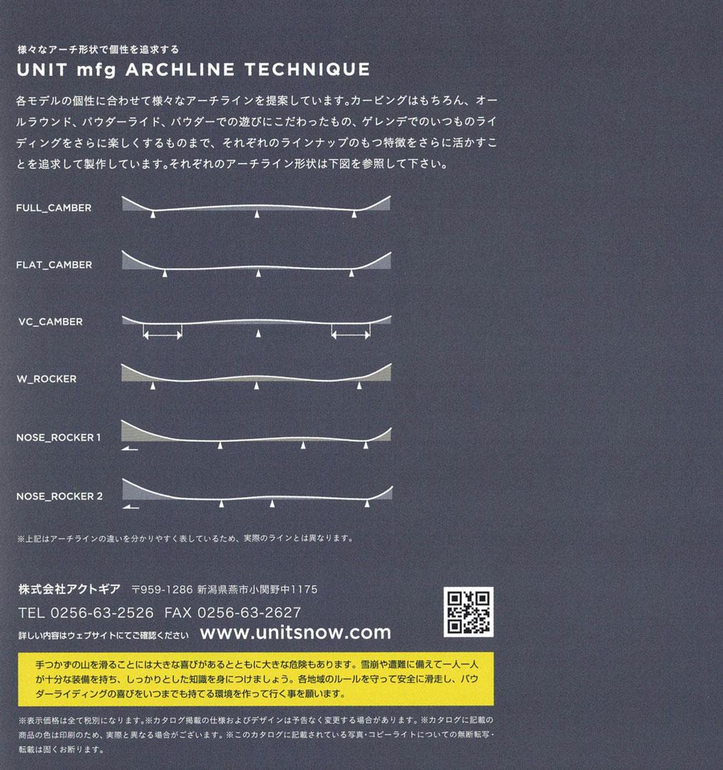 Unit mfg. [ stroller @92000] ユニット スノーボード 【セミオーダー商品】