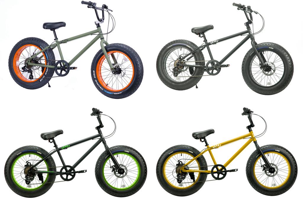 【 20インチ BRONX 20DD FAT BIKE@50760 】 ブロンクス ファットバイク 自転車 サイクル