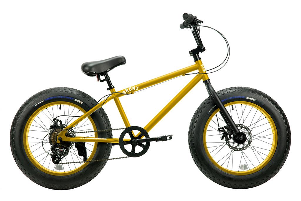 【20インチBRONX20DDFATBIKE@50760】ブロンクスファットバイク自転車サイクル