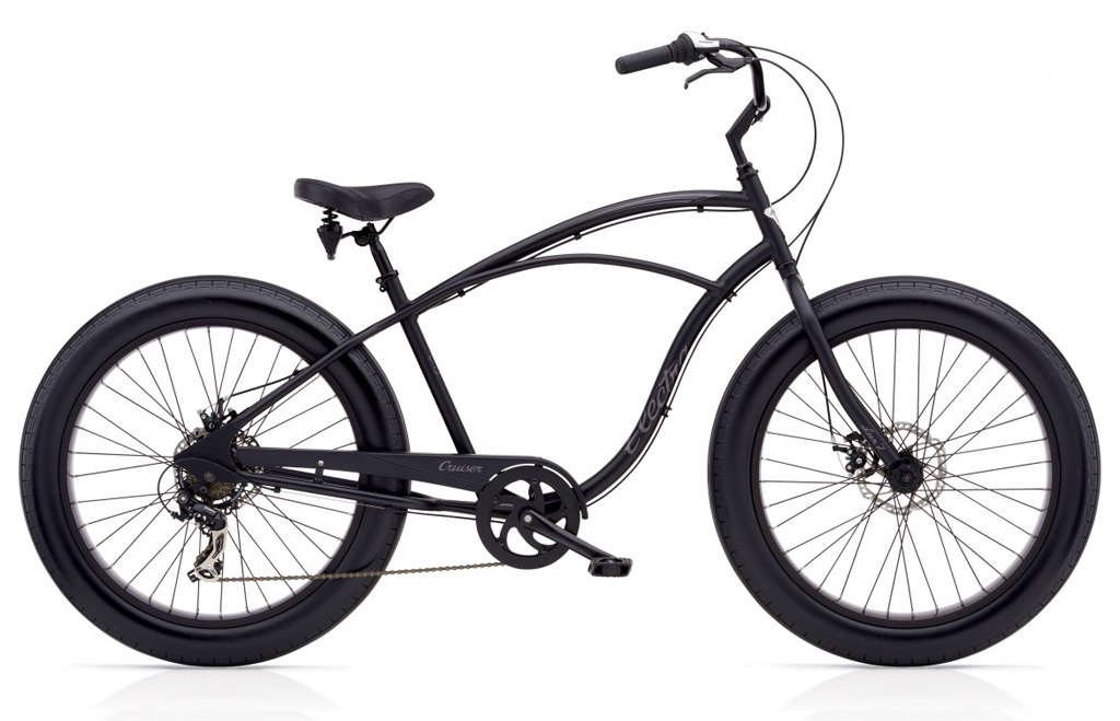 【 CRUISER LUX FAT TIRE 7D ELECTRA CYCLE@84240 】 クルーザー LUX ファットタイヤ 7D エレクトラ バイク