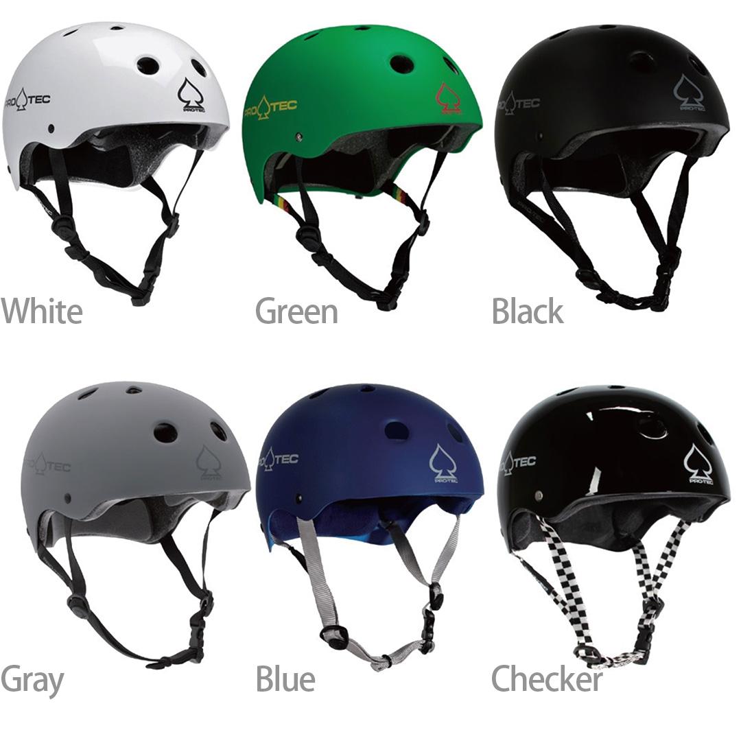 [ PRO-TEC ヘルメット CLASSIC CERTIFIED @7344] PROTEC helmet プロテック クラシック
