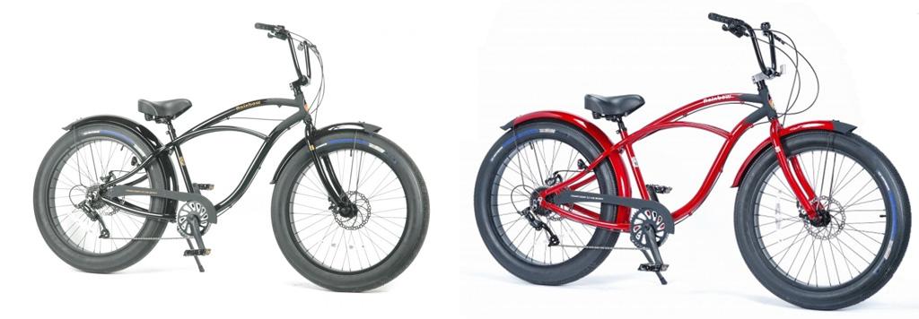 【 Rainbow Grease 3.5(8speed)@68040】 レインボー ビーチクルーザー グリース メンズ 自転車 サイクル