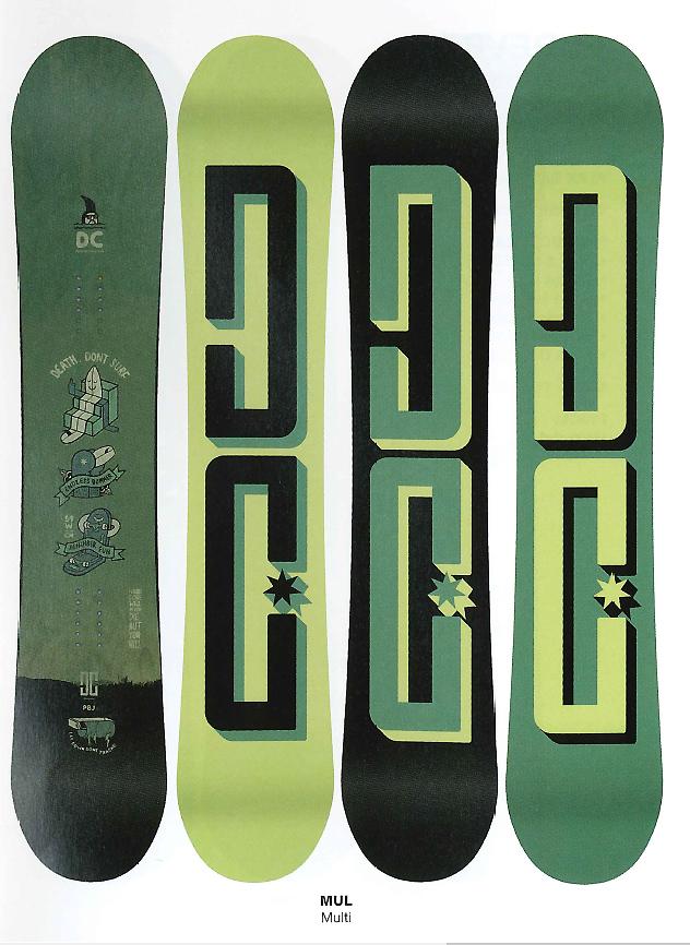 DC SNOWBOARDS [ PBJ @59400 ] DC スノーボード 安心の正規輸入品 【送料無料】