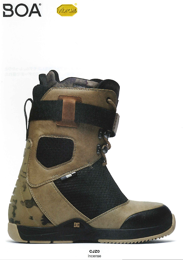 DC SNOWBOARDS BOOTS [ TUCKNEE @45360 ] スノーボード ブーツ 【正規代理店商品】【送料無料】