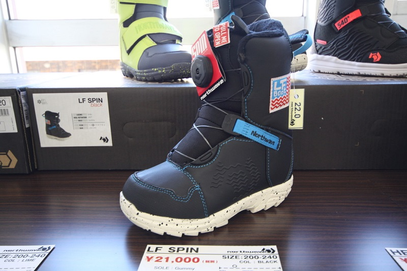 DRAKE SNOWBOARD BOOTS [ LF SPIN BOOT @22680 ] ドレイク キッズ ブーツ 【正規代理店商品】【送料無料】