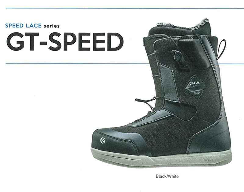 FLUX BOOTS [ GT-SPEED @42120 ] フラックス ブーツ 安心の正規品 【送料無料】