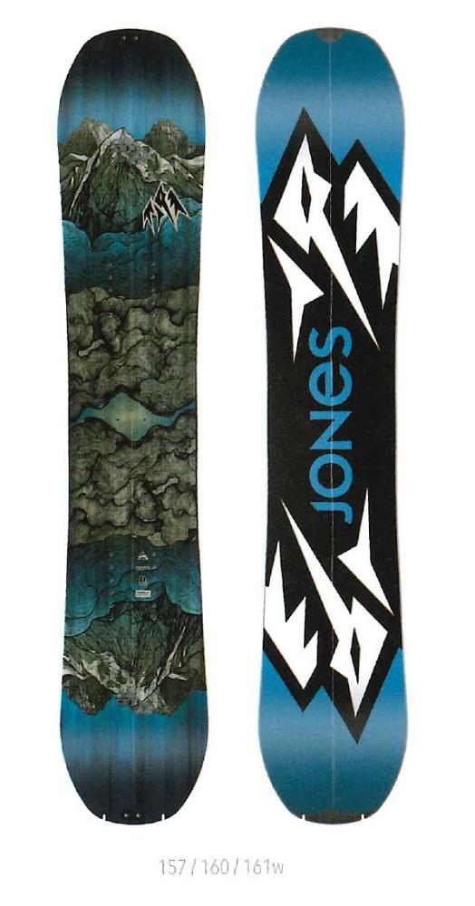 JONES SNOWBOARDS [ MOUNTAIN TWIN SPLIT @146880] ジョーンズ スノーボード 安心の正規輸入品 【送料無料