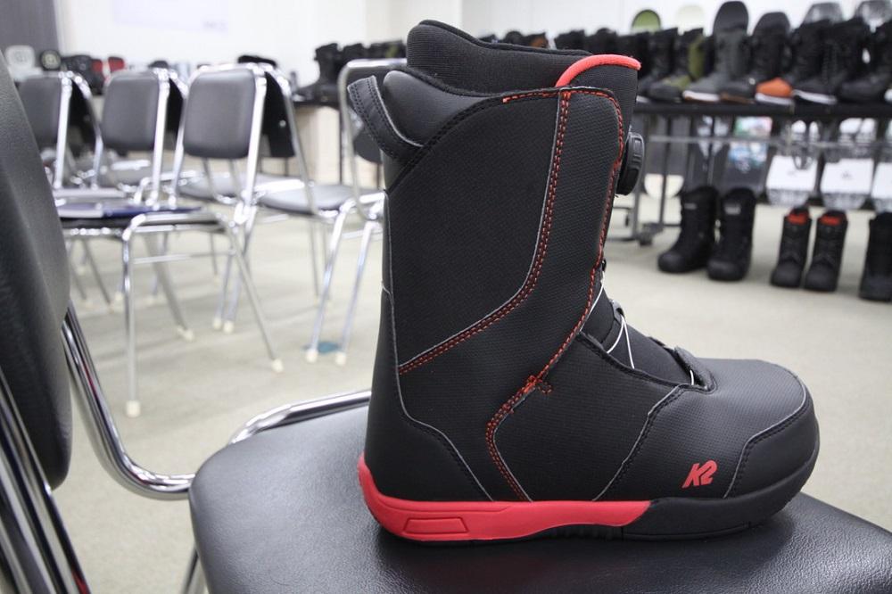 【最終セール】 K2 SNOWBOARDING BOOTS [ VANDAL BLACK @30240] ケイツー ジュニア ブーツ 【正規代理店商品】【送料無料】【 スノボ 用品】
