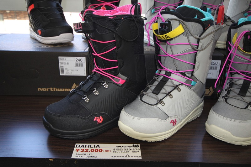 NORTHWAVE SNOWBOARD BOOTS [ DAHLIA ASIAN FIT @34560 ] ノースウェーブ ウーメンズ 【正規代理店商品】【送料無料】