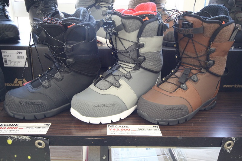 NORTHWAVE SNOWBOARD BOOTS [ DECADE ASIAN FIT @46440 ] ノースウェーブ ブーツ 【正規代理店商品】【送料無料】