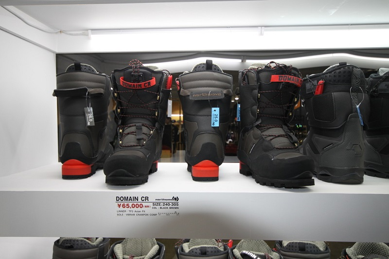 NORTHWAVE SNOWBOARD BOOTS [ DOMAIN CR-ASIAN FIT @70200 ] ノースウェーブ ブーツ 【正規代理店商品】【送料無料】