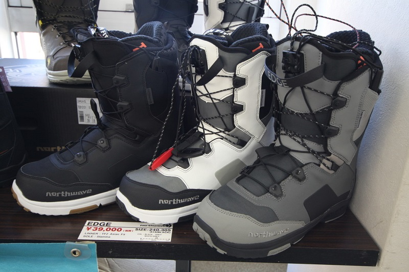NORTHWAVE SNOWBOARD BOOTS [ EDGE ASIAN FIT @42120 ] ノースウェーブ ブーツ 【正規代理店商品】【送料無料】