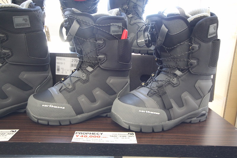 NORTHWAVE SNOWBOARD BOOTS [ PROPHECY S-ASIAN FIT @52920 ] ノースウェーブ ブーツ 【正規代理店商品】【送料無料】