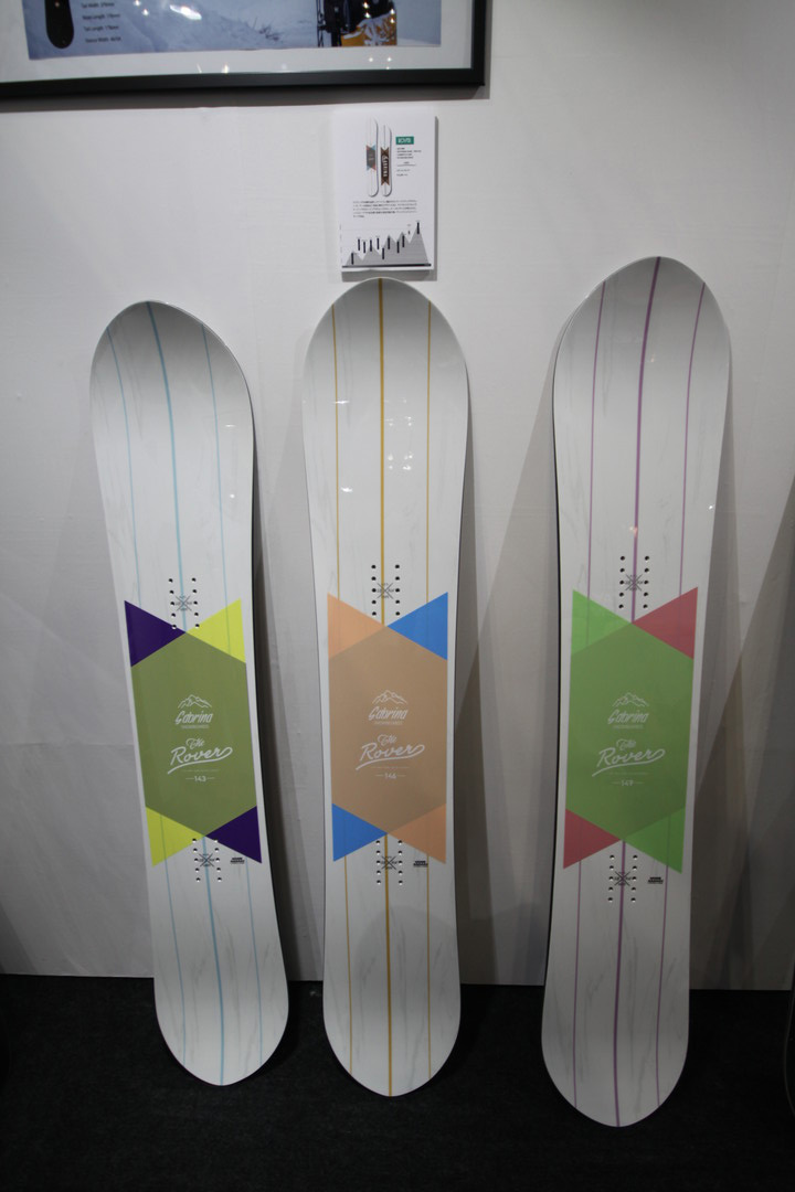 SABRINA SNOWBOARDS [ ROVER @66960] サブリナ スノーボード 【正規代理店商品】【送料無料】