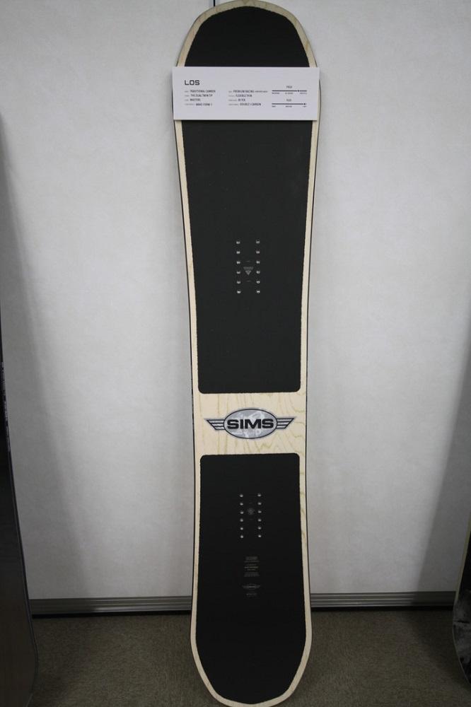 SIMS SNOWBOARDS [ LOS @69120] シムス スノーボード 安心の正規輸入品 【送料無料】