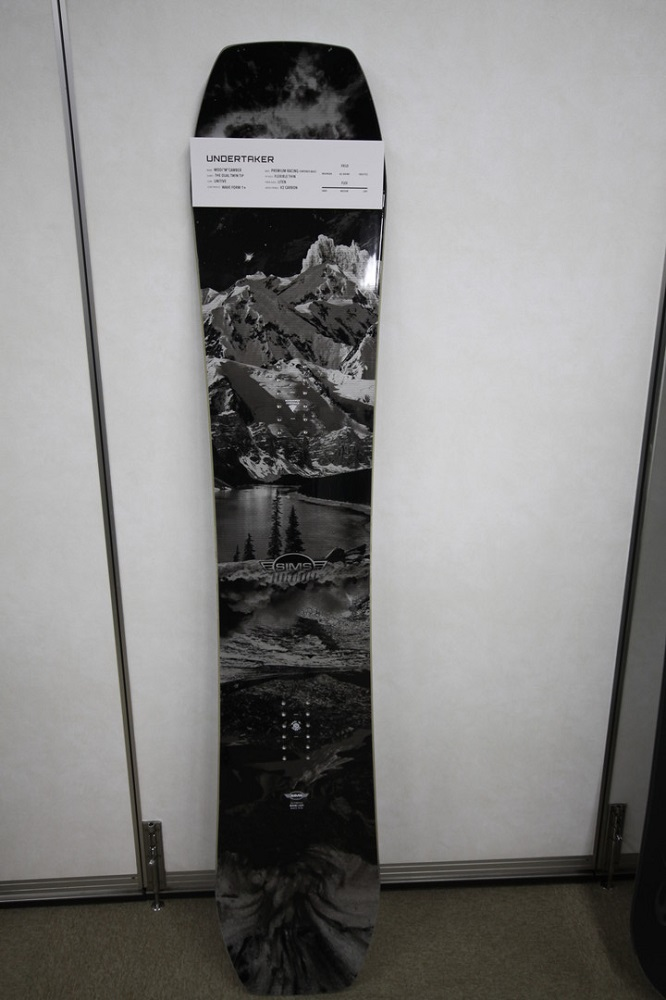 SIMS SNOWBOARDS [ UNDERTAKER @73440] シムス スノーボード 安心の正規輸入品 【送料無料】