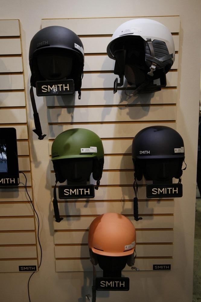 SMITH ] HELMET @18900 スミス 安心の正規輸入品【送料無料】 SNOW SCOUT [ ヘルメット