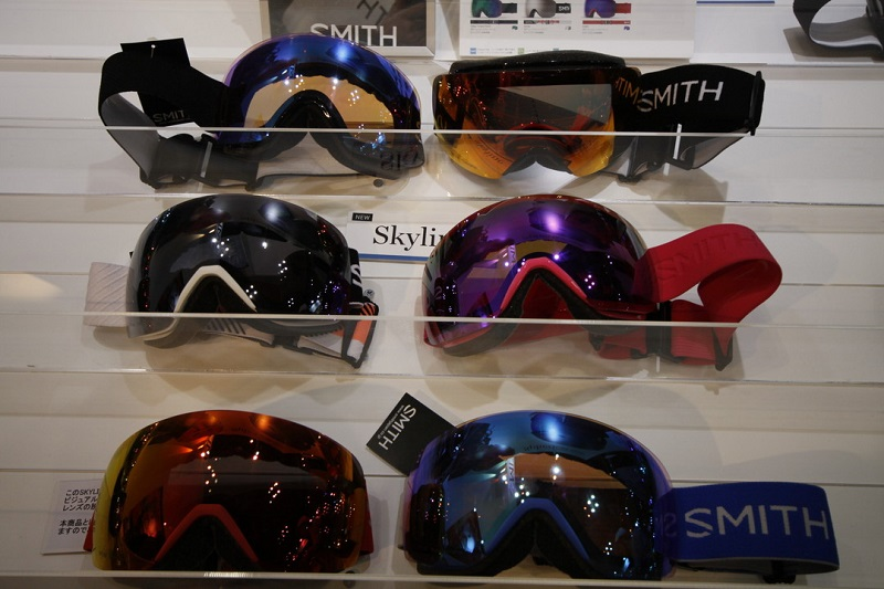 【在庫限最終特価】 SMITH SNOW GOGGLE [ SKYLINE @26460 ] スミス ゴーグル 安心の正規輸入品【送料無料】