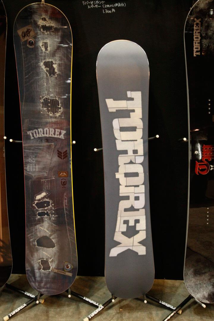 TORQREX SNOWBOARDS [ GRATIA @96120] トルクレックス スノーボード 【正規代理店商品】【送料無料】