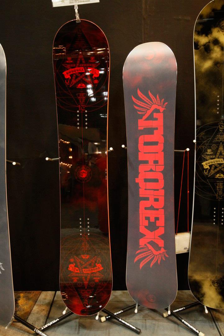 TORQREX SNOWBOARDS [ UNICORN GLASS FEATHER @99360] トルクレックス スノーボード 【正規代理店商品】【