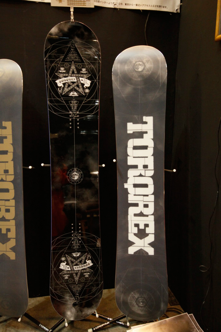 TORQREX SNOWBOARDS [ UNICORN @96120] トルクレックス スノーボード 【正規代理店商品】【送料無料】