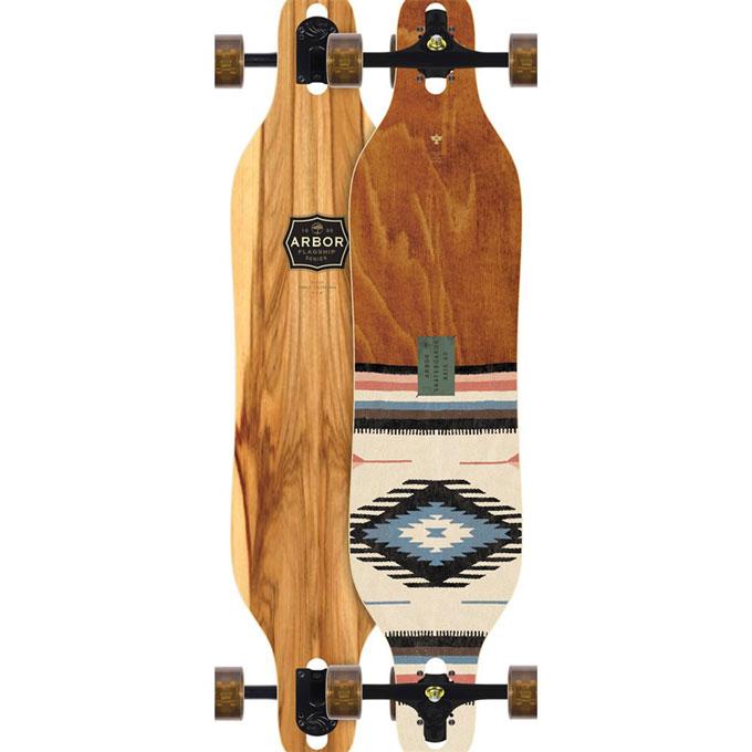 ARBOR SKATEBOARDS [ FLAGSHIP @39960] アーバー スケートボード コンプリート【正規品】