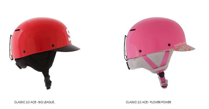 sand box HELMET [ CLASSIC ACE キッズ用@15120] サンドボックス KIDS ヘルメット
