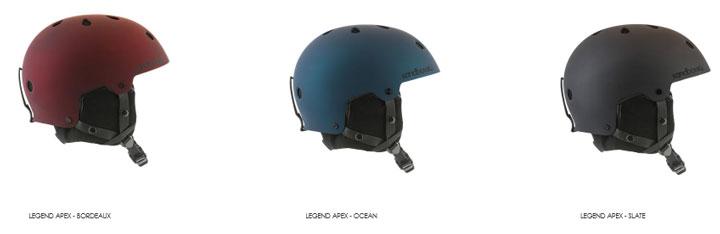 sand box HELMET [ LEGEND 2.0 APEX @21600] サンドボックス ヘルメット