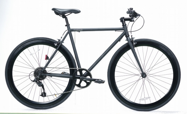 【 T-Street 700 8D (8段変速)@30240 】 ティーストリート ホリゾンタル PISTBIKE 【 自転車 サイクル 】