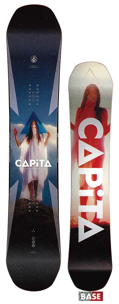 CAPITA SNOWBOARDS [ DOA @68000] キャピタ スノーボード 【正規代理店商品】【送料無料】