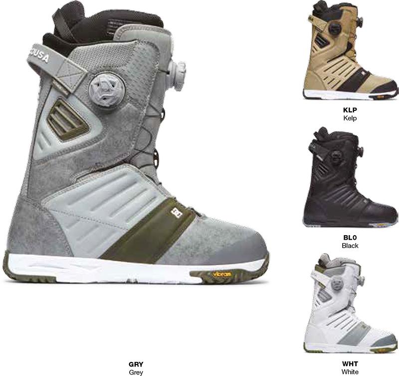 DC SNOWBOARDS BOOTS [ JUDGE @42000 ] スノーボード ブーツ 【正規代理店商品】【送料無料】