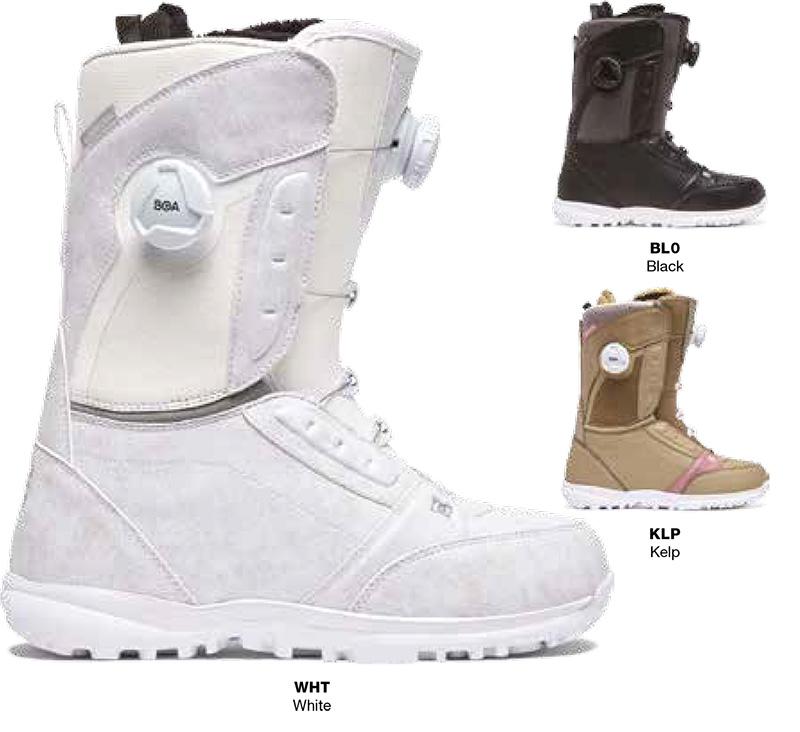DC SNOWBOARDS BOOTS [ LOTUS @35000 ] スノーボード ブーツ 【正規代理店商品】【送料無料】