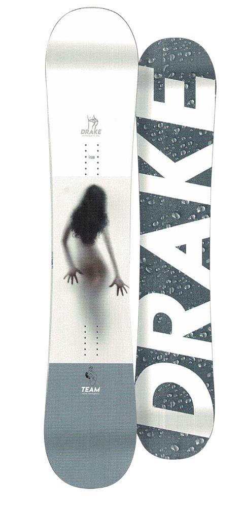 DRAKE SNOWBOARDS [ TEAM @72000 ] ドレイク スノーボード 【正規代理店商品】【送料無料】