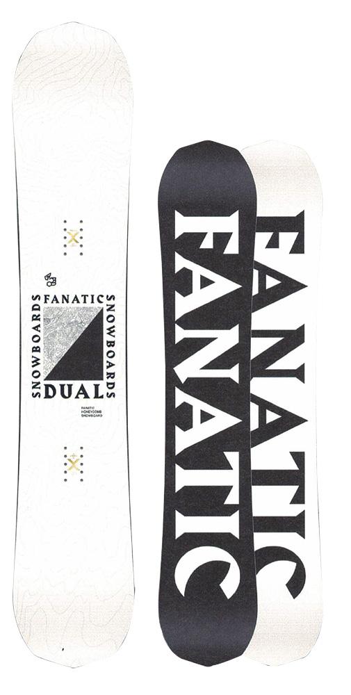 FANATIC SNOWBOARDS [DUAL @68000 ] VDC Rocker ファナティック スノーボード 【正規代理店商品】【送料無料】