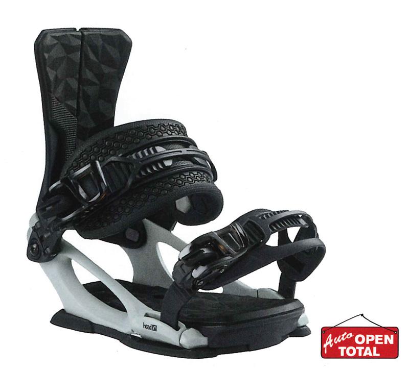 HEAD SNOWBOARD BINDINGS [ NX four @34000 ] ヘッド バインディング 安心の正規輸入品【送料無料】