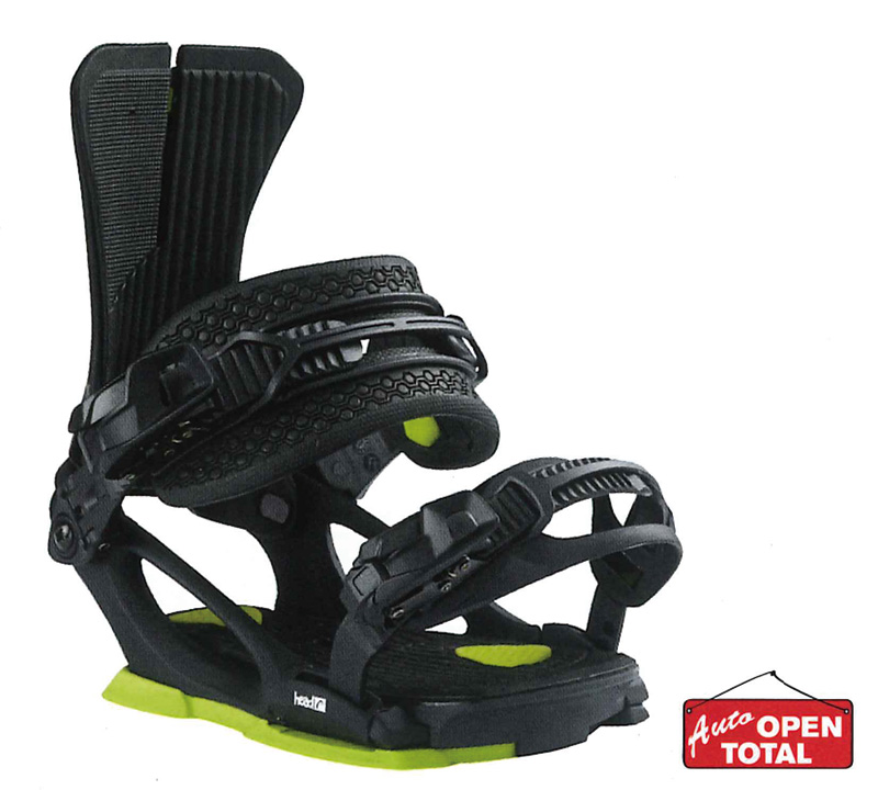 HEAD SNOWBOARD BINDINGS [ NX six @45000 ] ヘッド バインディング 安心の正規輸入品【送料無料】