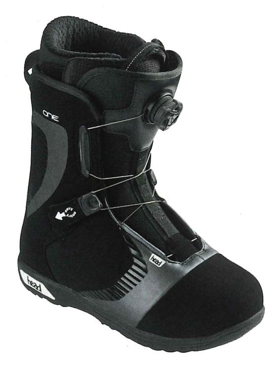 HEAD SNOWBOARD BOOTS [ ONE BOA @35000 ] ヘッド スノーボード 安心の正規輸入品【送料無料】