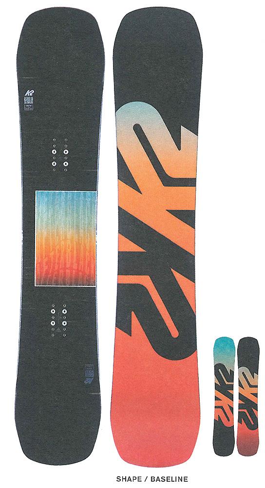 K2 SNOWBOARDING [ AFTERBLACK & AFTERBLACK WIDE @62000] ケイツー スノーボード 【正規代理店商品】【送料無料】【 スノボ 用品】