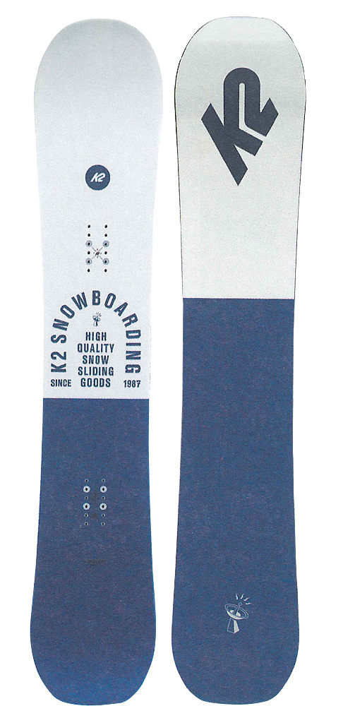 K2 SNOWBOARDING [ BROADCAST & BROADCAST WIDE @65000] ケイツー スノーボード 【正規代理店商品】【送料無料】【 スノボ 用品】