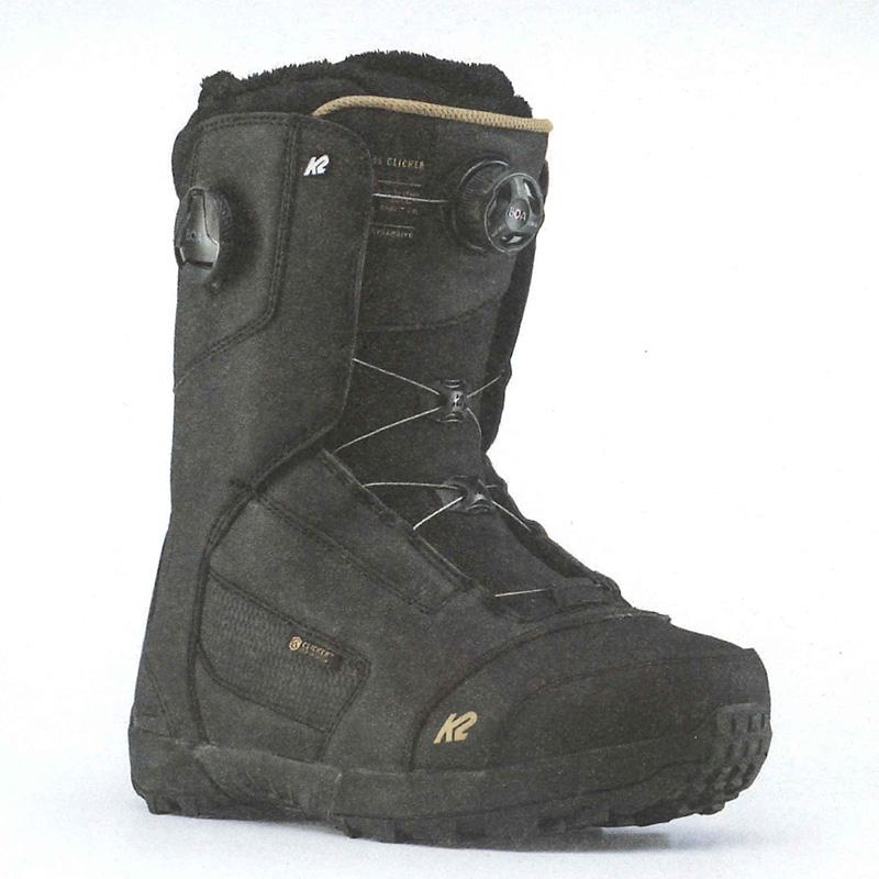 19/20モデル、送料無料 K2 SNOWBOARDING BOOTS [ K2 COMPASS CLICKER @56000] ケイツー ブーツ 【正規代理店商品】【送料無料】【 スノボ 用品】
